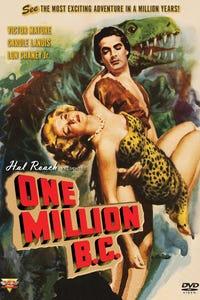 One Million B.C. as Akhoba