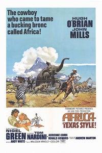 Africa---Texas Style! as Karl Bekker