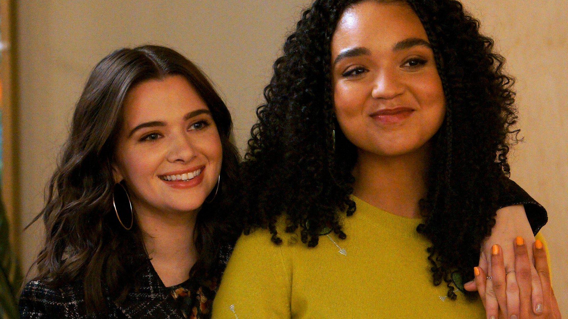 Katie Stevens and Aisha Dee, The Bold Type