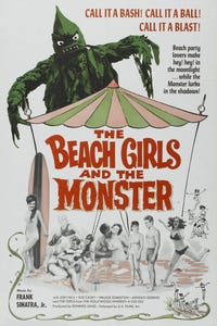 The Beach Girls and the Monster as Brad