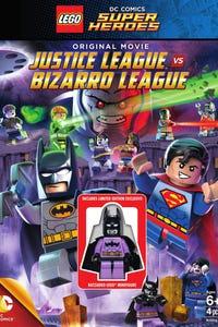 LEGO DC Comics Super Heroes: Justice League vs. Bizarro League as Batman/Batzarro