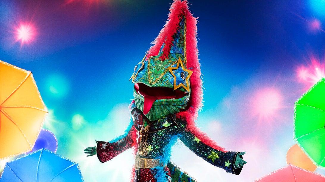 Chameleon, The Masked Singer