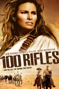100 Rifles as Von Klemme