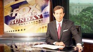 The Biz: Chris Wallace Celebrates 10 Years on Fox News Sunday