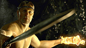 Beowulf Motion-captures Box-office Title