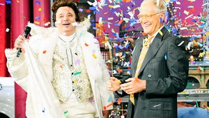 Top Moments: Bill Murray Bedazzles on Late Show, and Breaking Bad Gets Fired Up