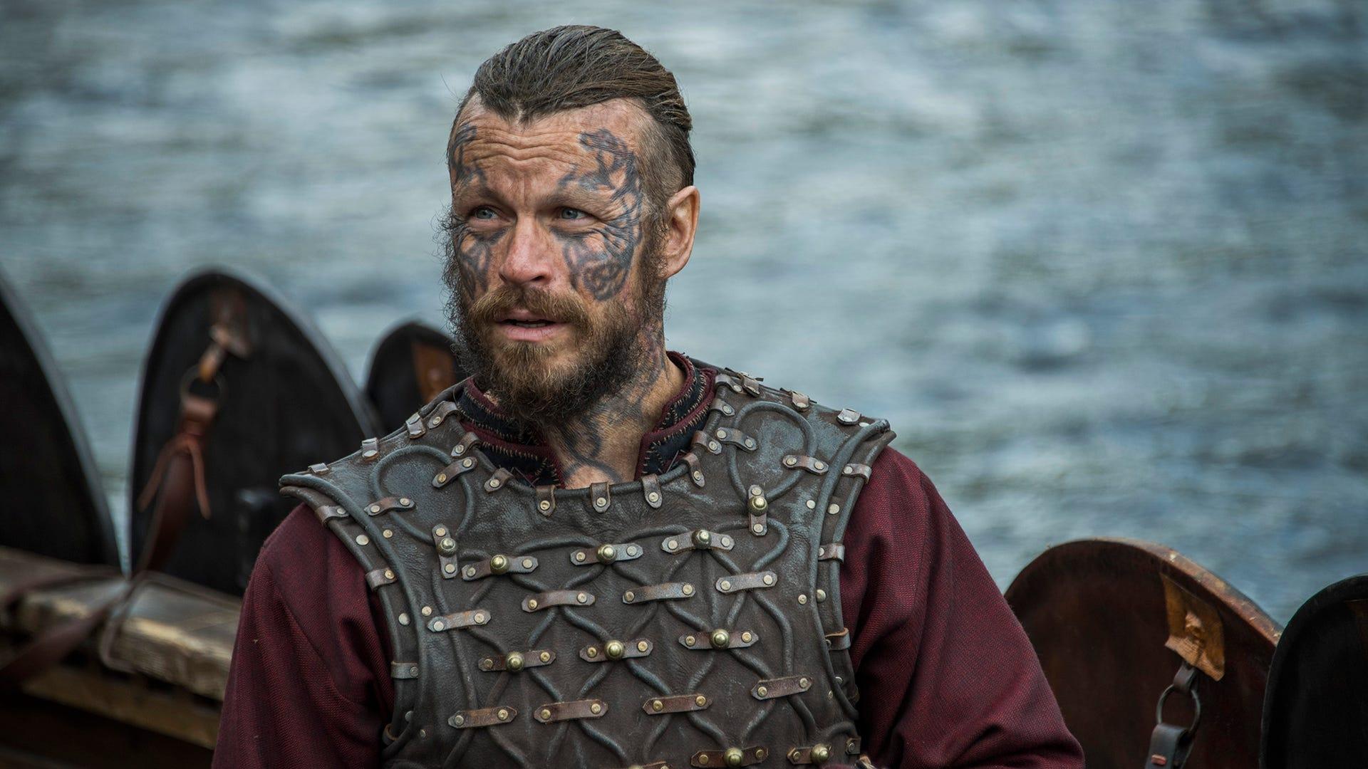 Peter Franzen, Vikings