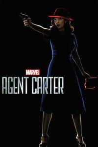 Marvel's Agent Carter as Peggy Carter