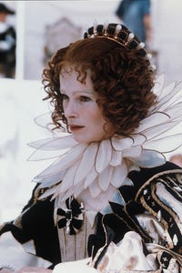 Geraldine Chaplin as Abileyza