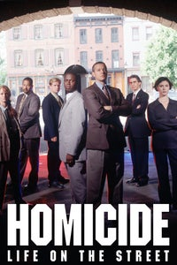 Homicide: Life on the Street as McGonigle