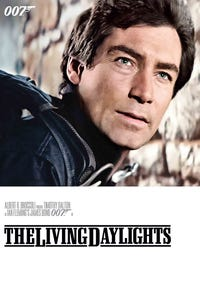 The Living Daylights as James Bond