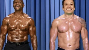 Top Moments: Mad Men Does It Their Way, and Fallon Oils Up and Nips Out