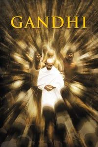 Gandhi as Charlie Andrews