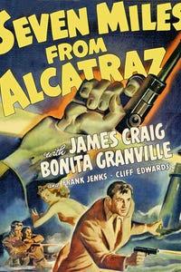 Seven Miles from Alcatraz as Fritz Weinermann