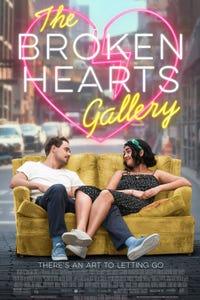 The Broken Hearts Gallery as Max Vora