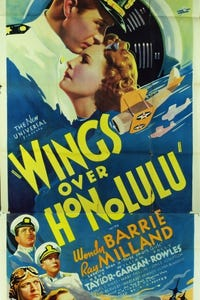 Wings over Honolulu as Lt. Jack Furness