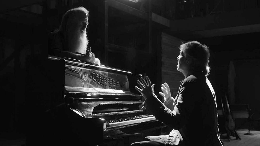 Rick Rubin and Paul McCartney, McCartney 3,2,1