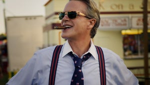 Cary Elwes' Stranger Things Mayor Is a Perfect Takedown of American Politicians
