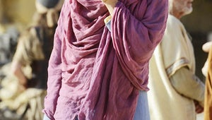 Cote de Pablo Is Back! Check Out a Sneak Peek of CBS' The Dovekeepers