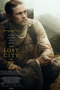 The Lost City of Z as Col. Percival Fawcett