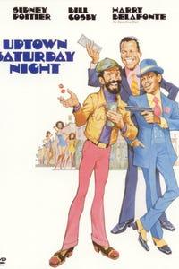 Uptown Saturday Night as Leggy Peggy