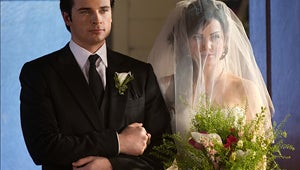 Smallville Finale First Look: The Wedding of Clark Kent and Lois Lane