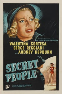Secret People as Maria Brentano/Brent/Lena Collins