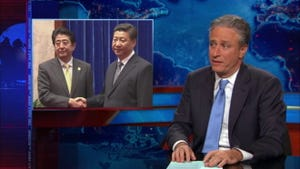 The Daily Show With Jon Stewart, Season 20 Episode 22 image