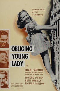 Obliging Young Lady as John Markham