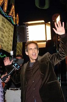 "Ben Stiller - ""Meet the Fockers"" Los Angeles premiere, December 16, 2004"