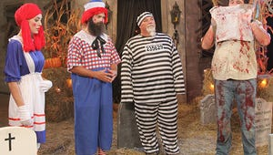Exclusive Duck Dynasty Sneak Peek: What's Jase's No. 1 Rule for Halloween Costumes?