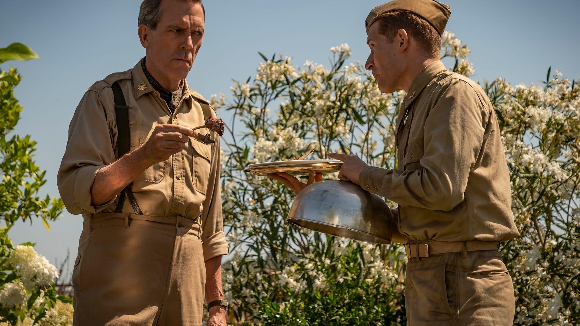 Hugh Laurie, Daniel David Stewart - Catch 22