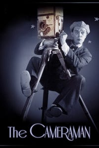 The Cameraman as Man in Dressing Room