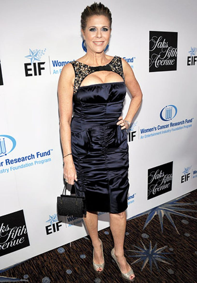 """Rita Wilson - The 15th Annual """"An Unforgettable Evening"""" benefiting EIF's Women's Cancer Research Fund, April 18, 2012"""