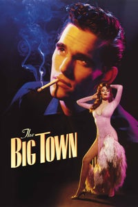 The Big Town as Black Lace Stripper