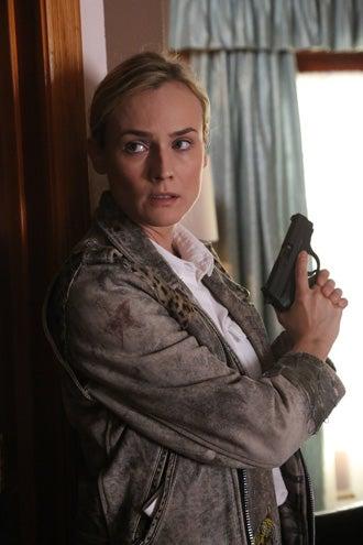 """The Bridge - Season 1 - """"The Beast"""" - Diane Kruger as Sonya Cross"""