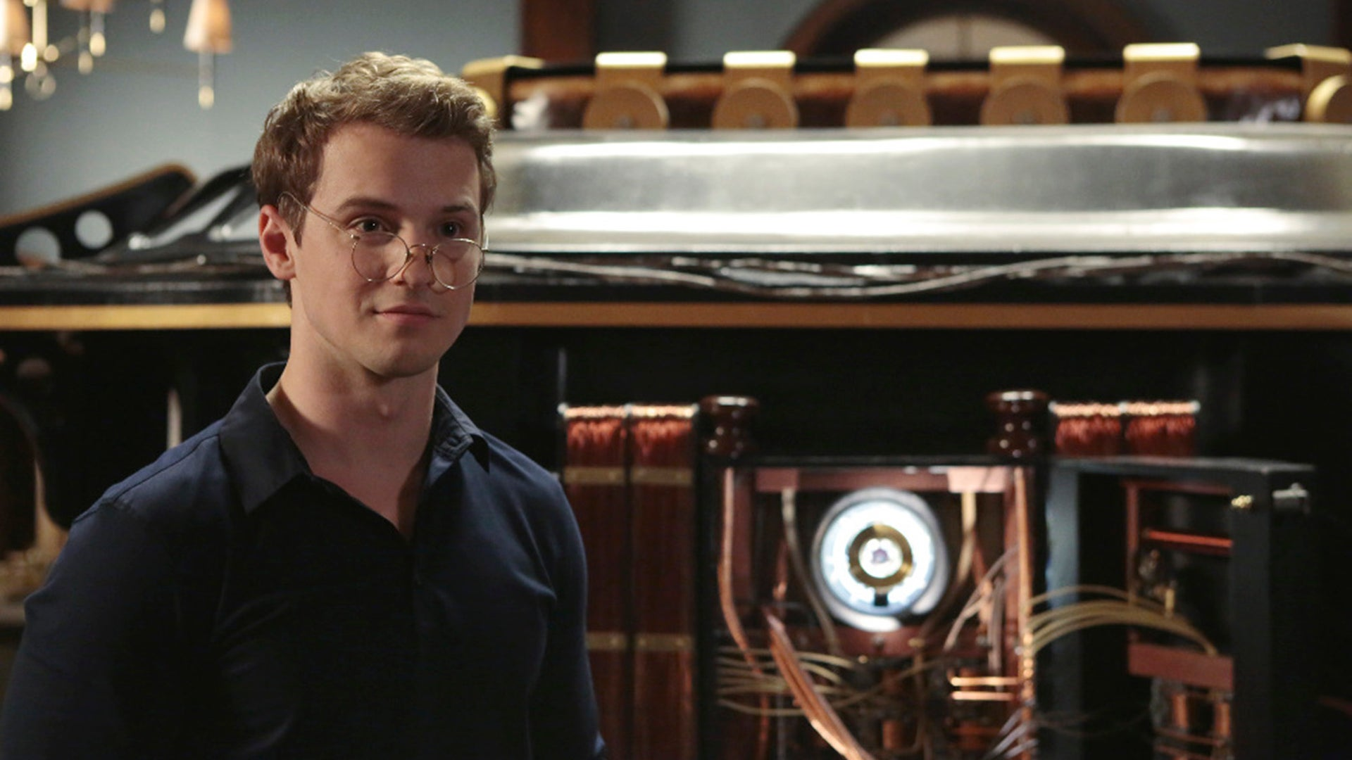 Freddie Stroma, Time After Time