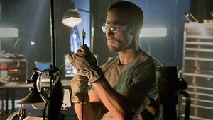 Arrow Bosses: We're Taking the Super Out of Superhero