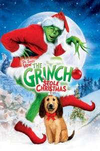 Dr. Seuss' How the Grinch Stole Christmas as Biker Who