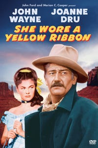 She Wore a Yellow Ribbon as Pvt. John Smith/Gen. Rome Clay