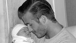 PHOTOS: Meet David and Victoria's Beckham New Daughter Harper Seven
