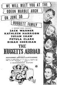 The Huggetts Abroad as Gowan