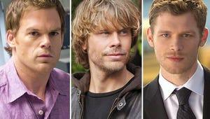 Mega Buzz: Dexter Fallout, the NCIS: LA Kiss and That Originals Baby