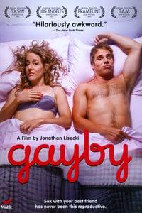 Gayby as Scott