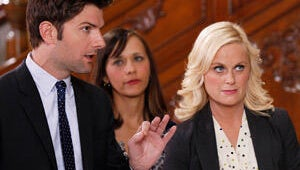 Parks & Recreation Boss on Season 5: How Will Ben and Leslie Fare Apart?
