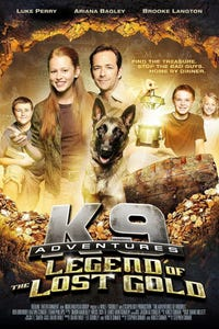K-9 Adventures: Legend of the Lost Gold as Paul Stevenson