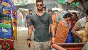 Chris Hemsworth Is Brooding and Fighting in Trailer for Netflix's Extraction