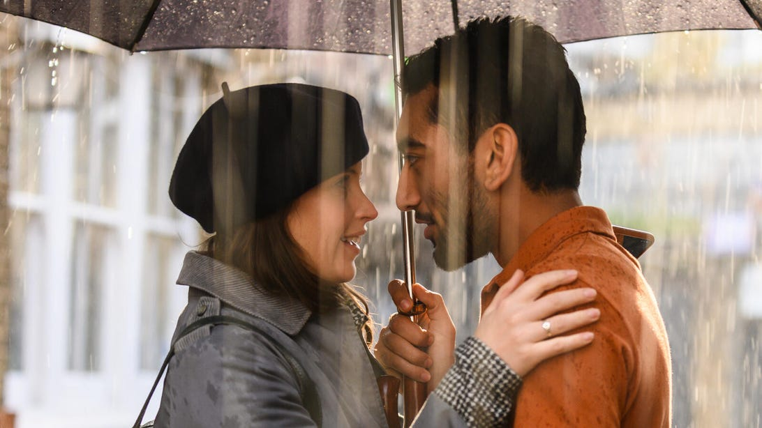Felicity Jones and Nabhaan Rizwan, The Last Letter From Your Lover