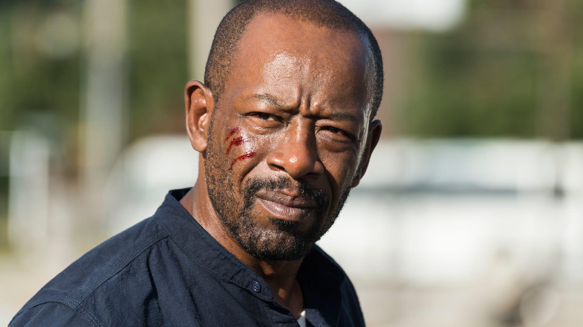 Lennie James, The Walking Dead