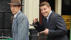 Bones Exclusive: Check Out Behind-the-Scenes Photos from the 200th Episode!